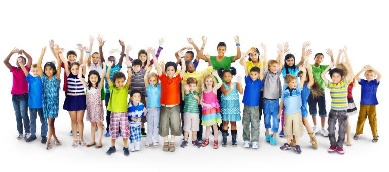 Texas Public school children